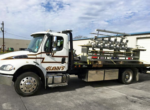 Glenn's Towing & Recovery has been in business for over 15years in the Lafayette, LA area